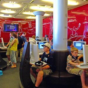 Интернет-кафе Дудинки