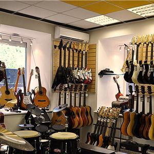 Музыкальные магазины Дудинки
