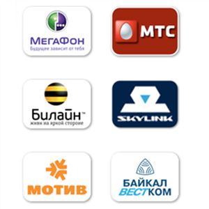 Операторы сотовой связи Дудинки
