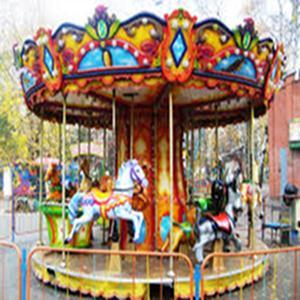 Парки культуры и отдыха Дудинки