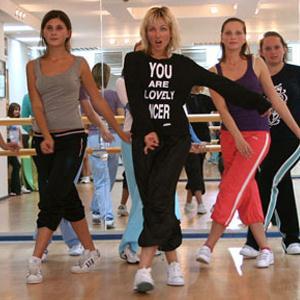 Школы танцев Дудинки