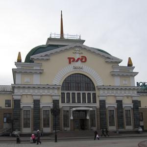Железнодорожные вокзалы Дудинки